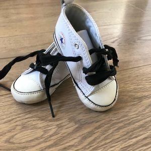 Converse infant shoes